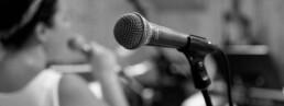 Mikrofon forside, Musikakademiet TRAX