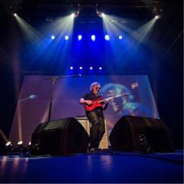 Bass Masterclass & Performance – oplæg og solo-optræden med den legendariske bassist Stu Hamm.